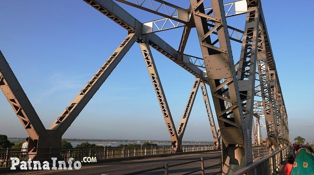 सिमरिया पुल राजेंद्र पुल  पुराने वक़्त का शहंशाह